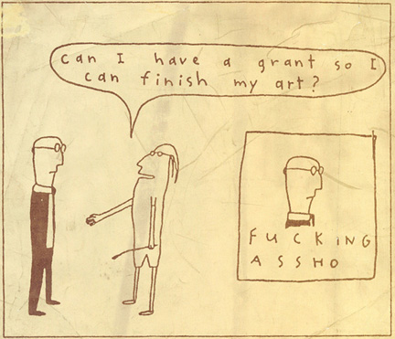 grants cartoon