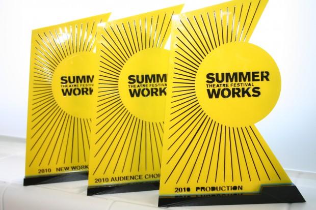 SummerWorks Awards 2010