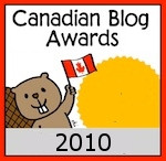 Blog Awards 2010