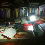 Occupy TO library at night