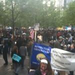 Zucotti Park - Occupy Wall St.
