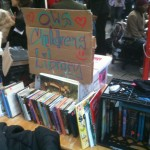 Occupy Wall St. kid's library