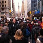 Occupy Toronto March
