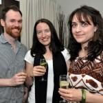Blair Francey, Bridget MacIntosh & Gillian Hards