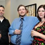 Nicolas Billon, Tommy Taylor & Kate Bullock