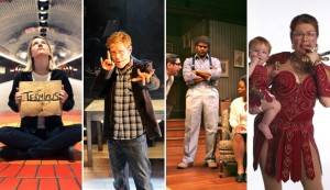Images from the Mirvish Second Stage Season
