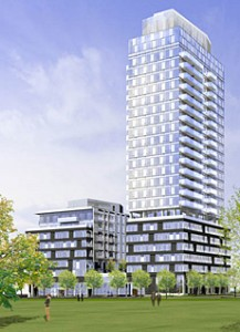 Regent Park redevelopment has income-geared units.