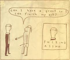 grant for arts