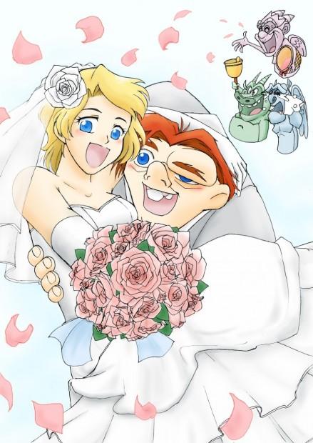 Quasimodo Bride