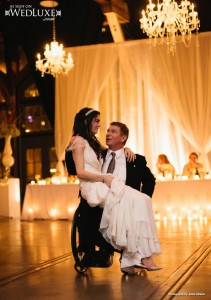 bride:dad dance