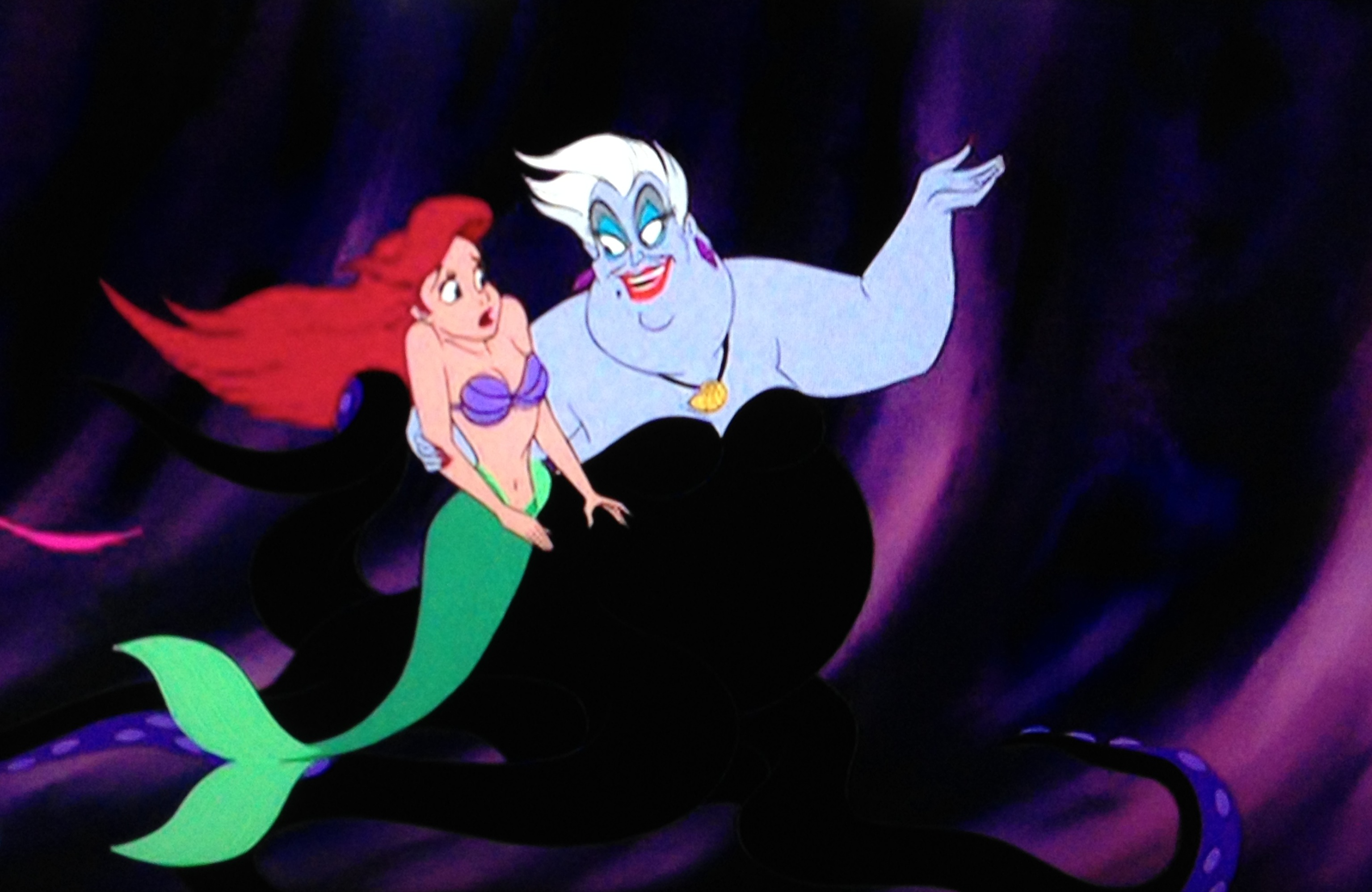 king triton the little mermaid fathers daughters weddings