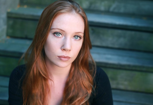Katie Housley, Winner of the 2014 Toronto Fringe 24-Hour Playwriting Competition